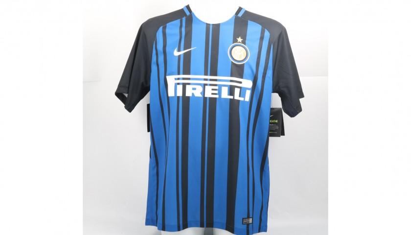 Official Perisic 2017 18 Inter Shirt 162bb1863