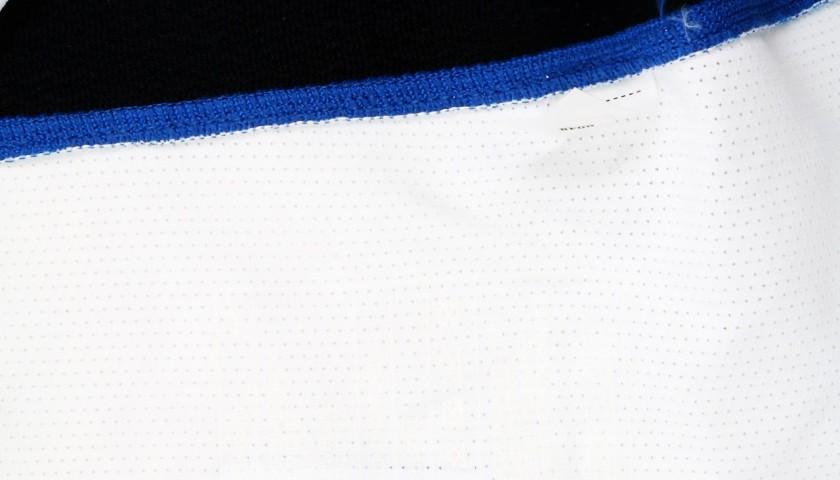 Candreva's Inter Match-Worn Shirt, Serie A 2016/17