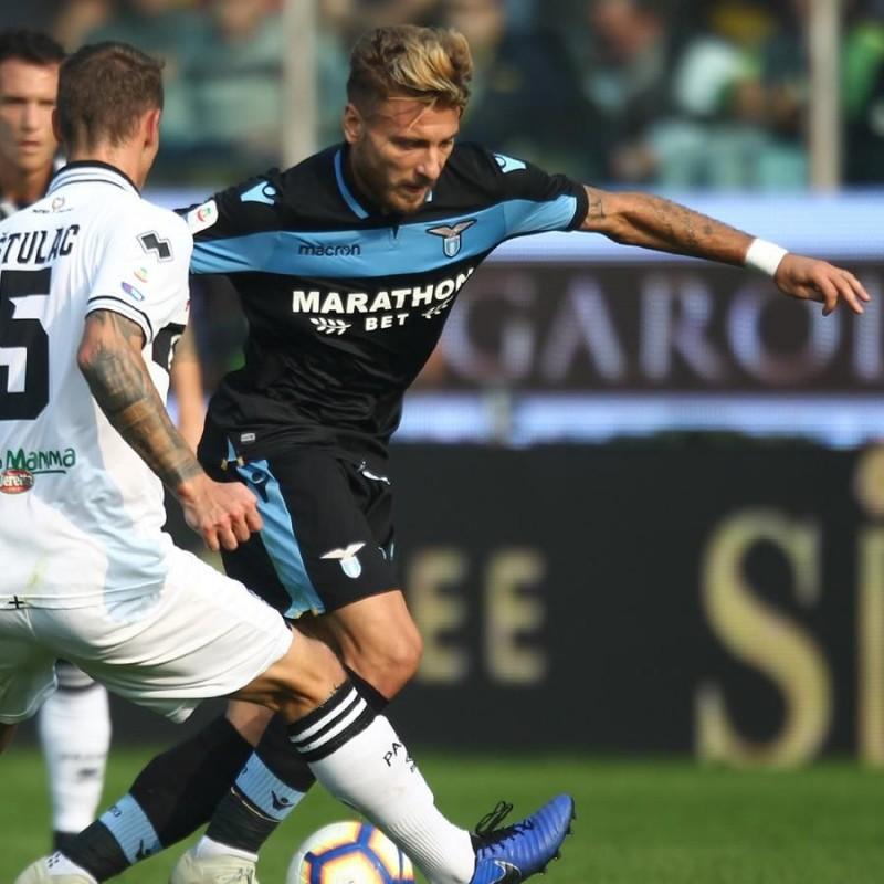 Immobile's Lazio Match Shorts, 2018/19 Season