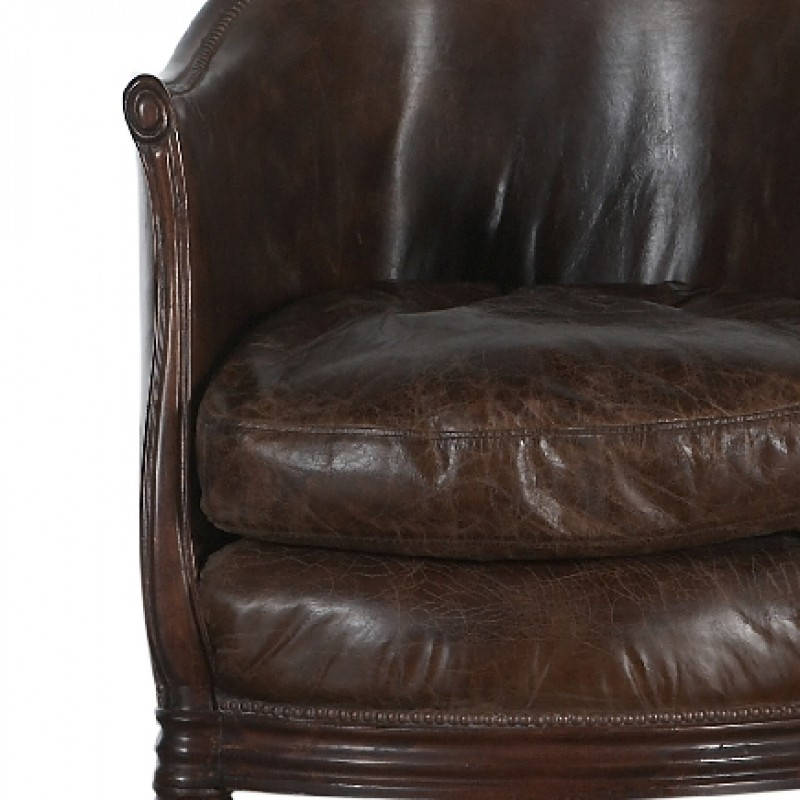 Flamant's Melbury Club Chair
