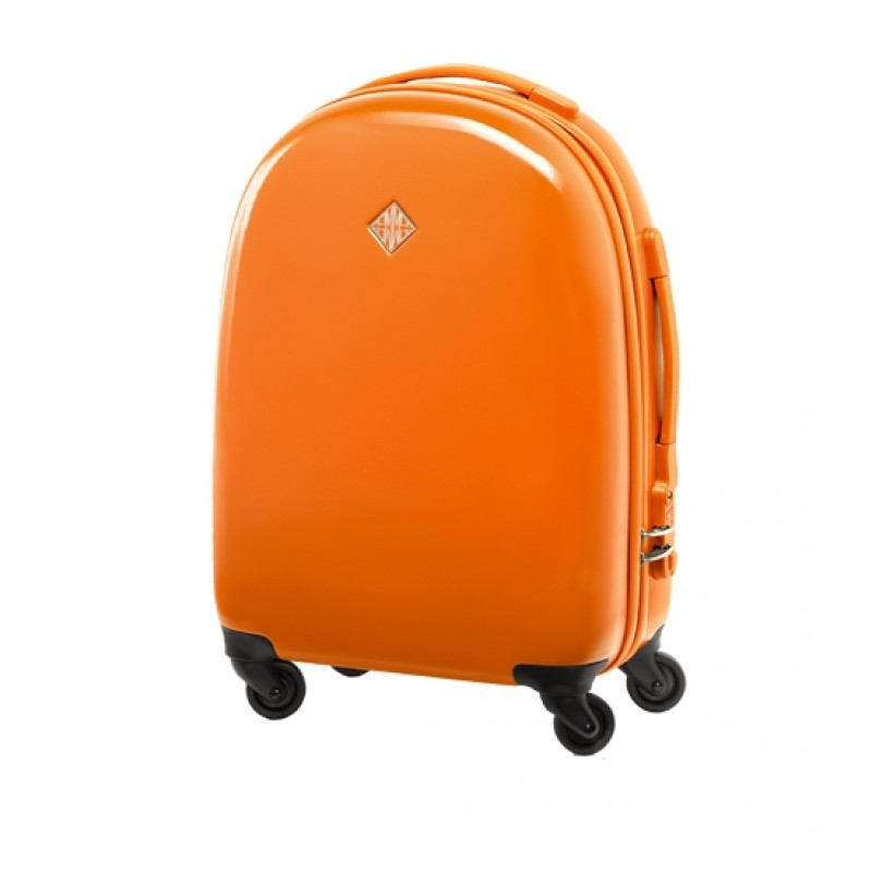 Orange Spinner 67 Trolley Bag