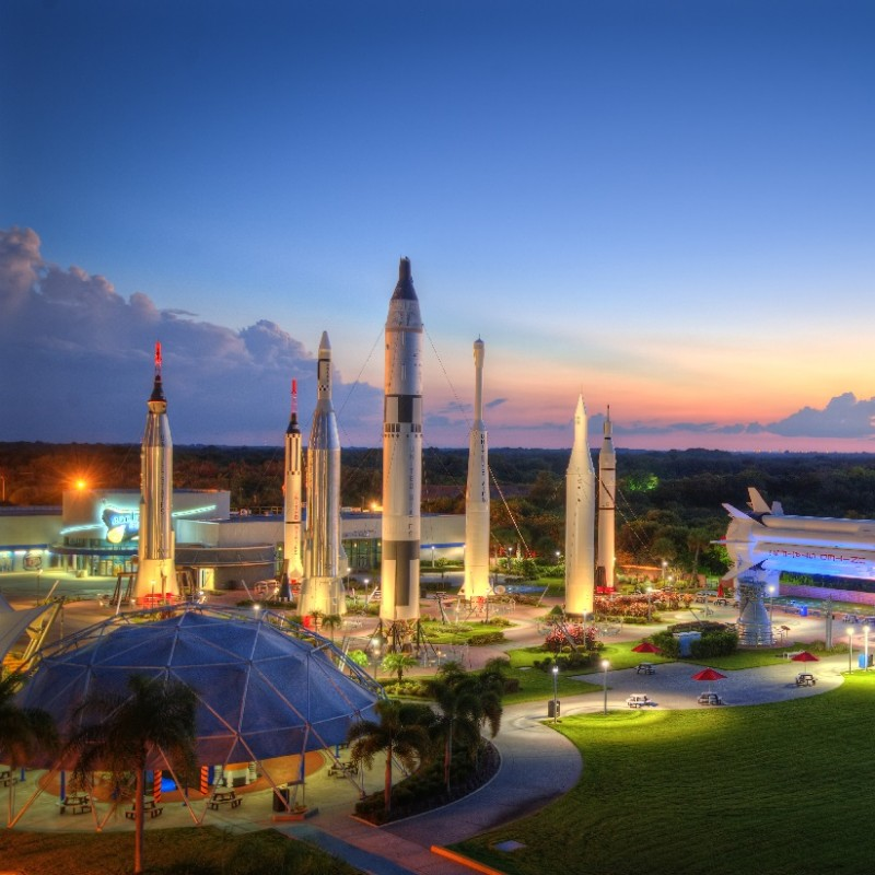 Experience a Weekend as an Astronaut at the Kennedy Space Center