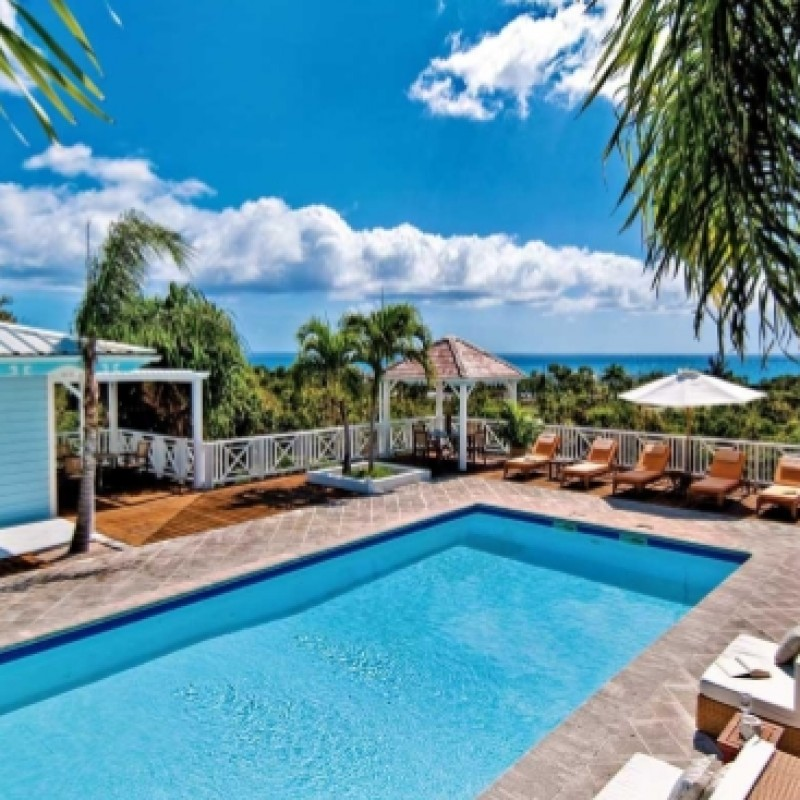 St Marten Private Villa for 8