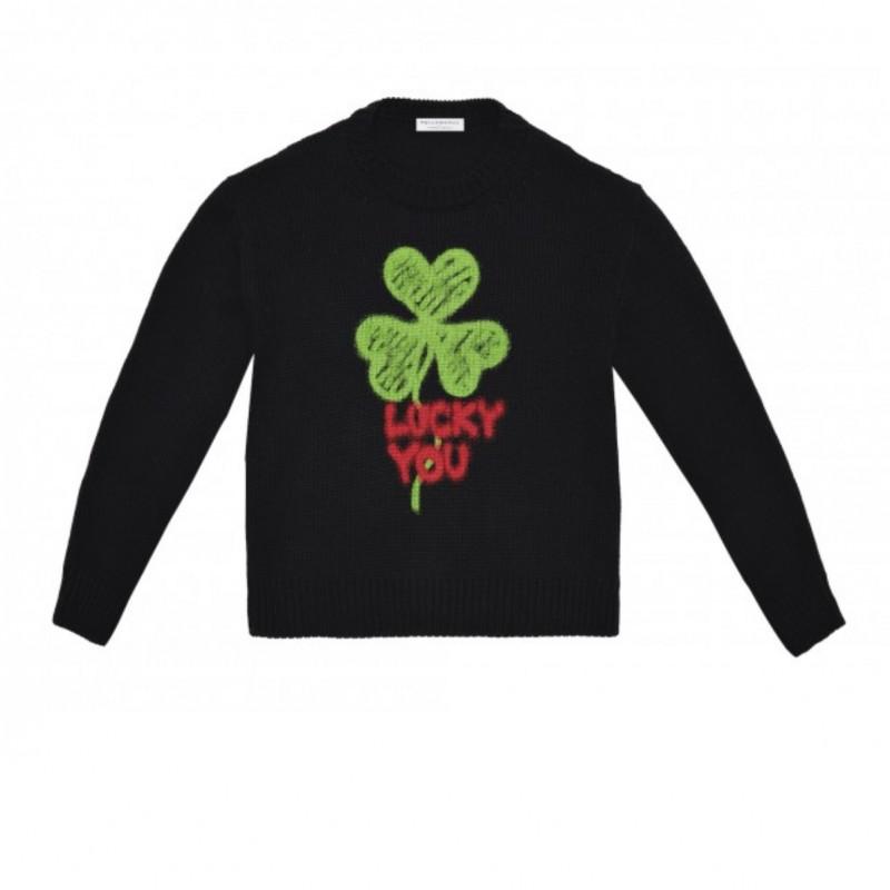 Philosophy Sweater by Lorenzo Serafini