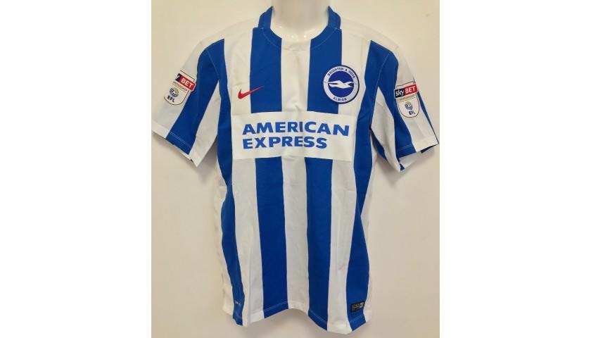 Murphy's Worn Shirt, Brighton-Lazio 2016