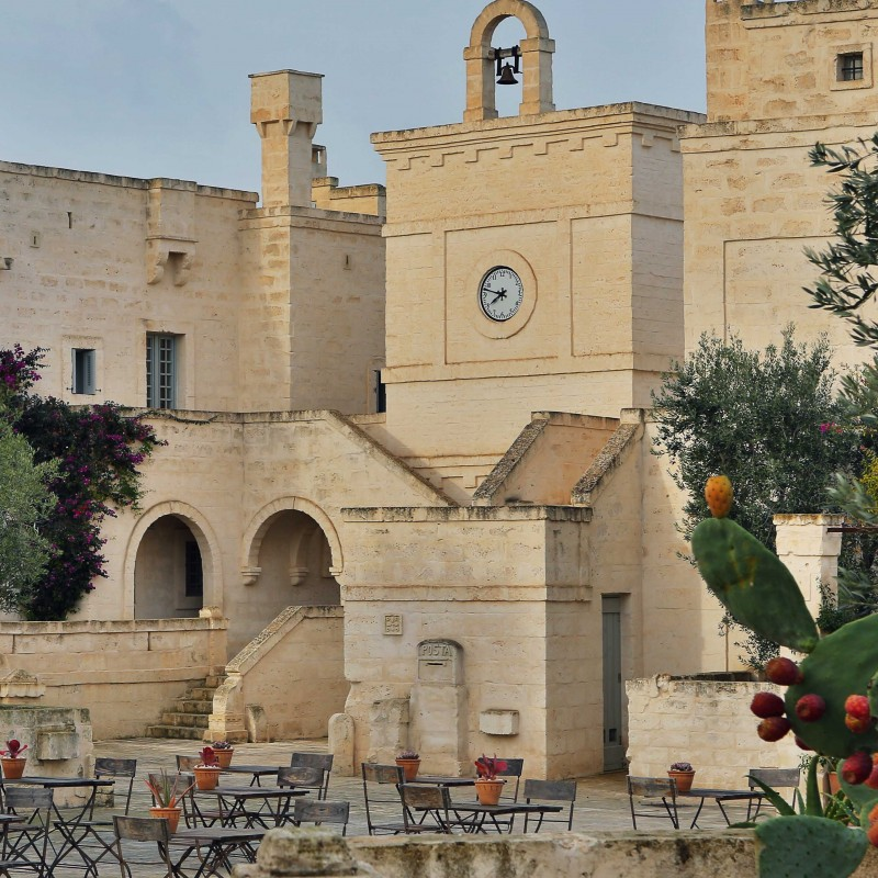 Two night break for two at the remarkably uncommon Borgo Egnazia