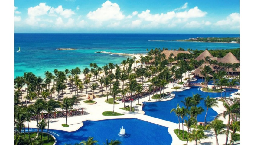 7-Night Stay in Master Room at Choice of 5 Grand Mayan Resorts in Mexico