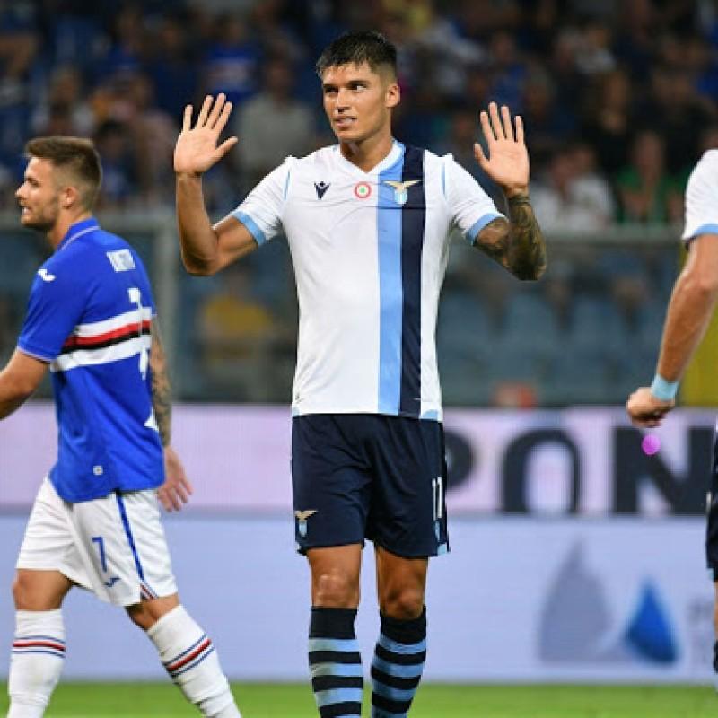 Correa's Lazio Match Shirt, Serie A 2019/20