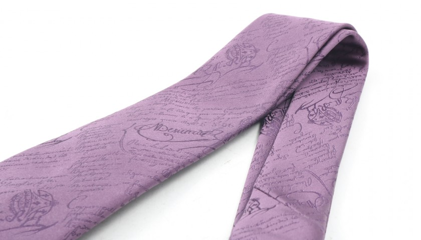 Own this Exclusive Tie by Berluti