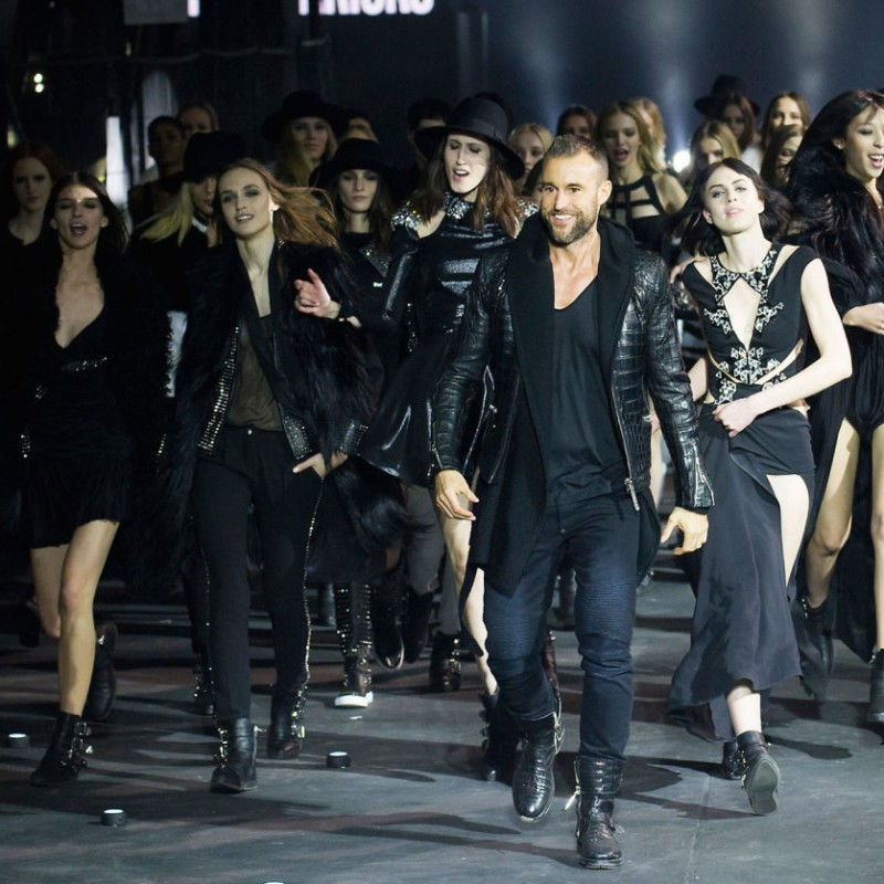 A dinner with Philipp Plein and visit his Showroom in Milan