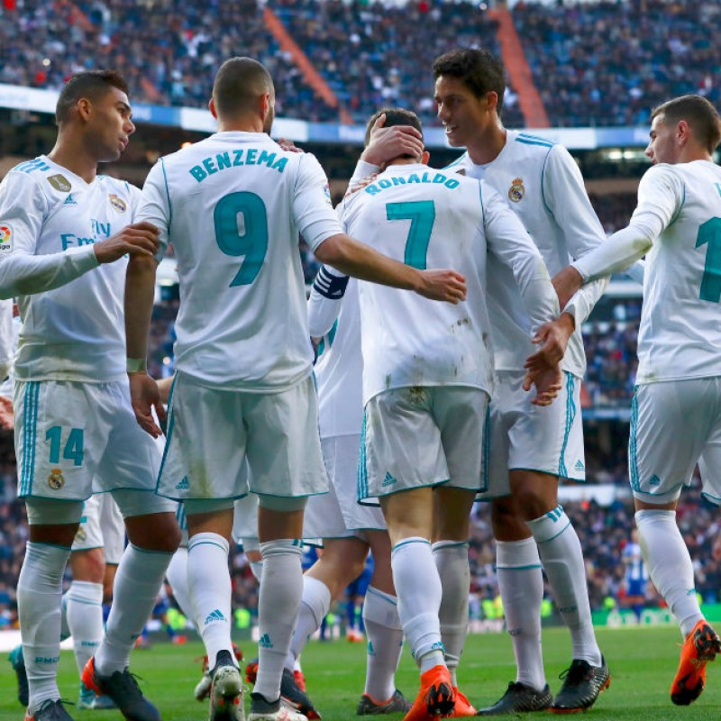 Meet the Real Madrid Team When They Challenge Manchester United at the ICC