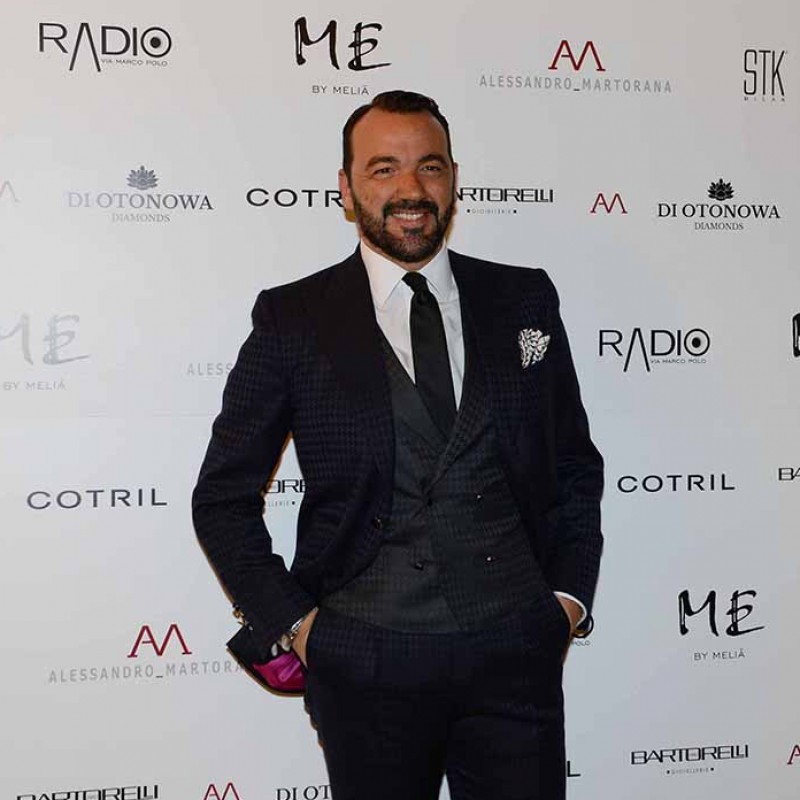Attend Fashion Designer Alessandro Martorana's Exclusive Party