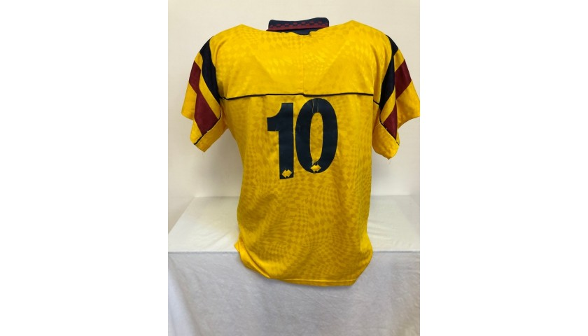 Bologna Serie C Match Shirt, 1993/94
