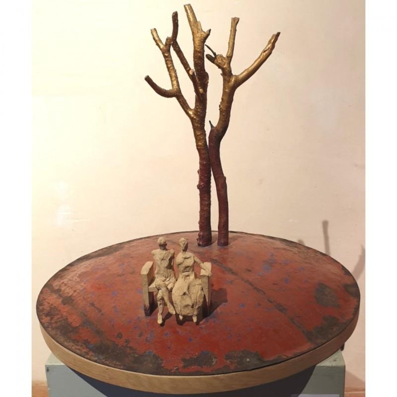 """""""Aspettando"""" by Giancarlo Defendi, 2009"""