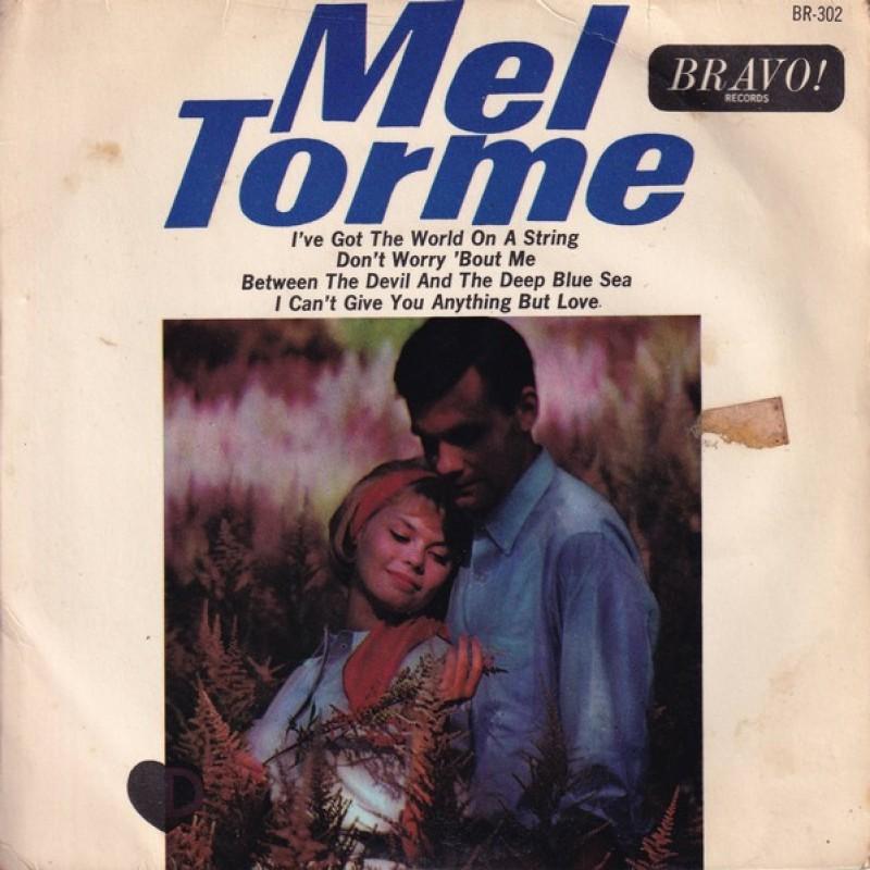 """Mel Torme"" Vinyl Single - Mel Torme, 1964"