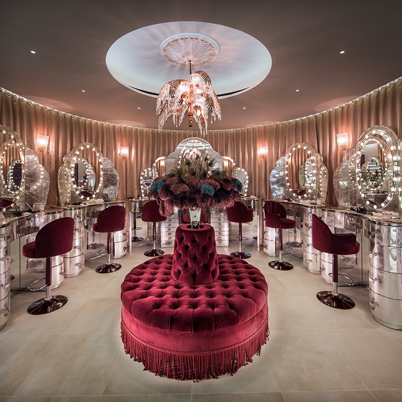Charlotte Tilbury Workshop for 2 with Lunch at Clos Maggiore