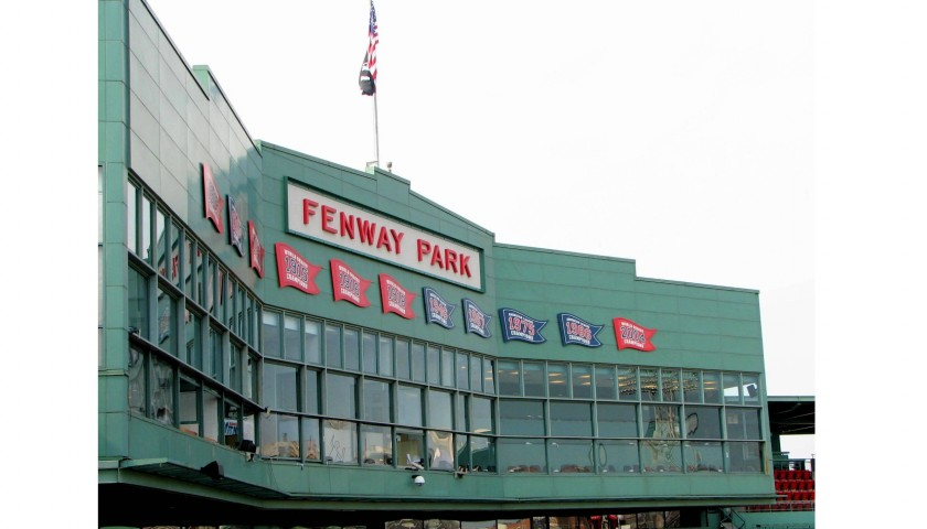 Red Sox Suite Experience for 10 Including Airfare