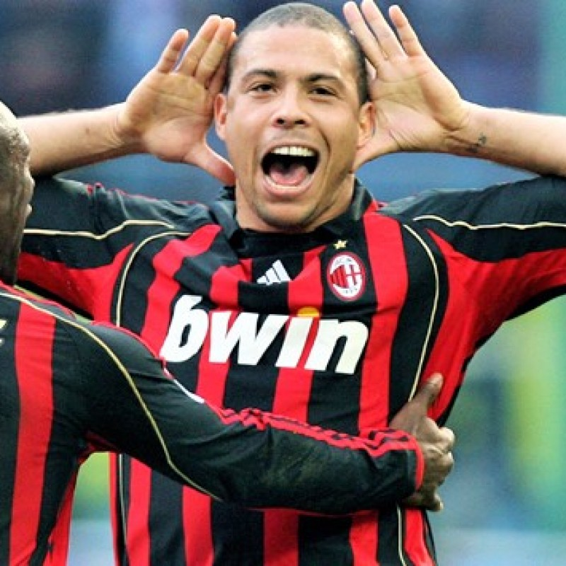 Maglia gara Ronaldo Milan, 2006/07