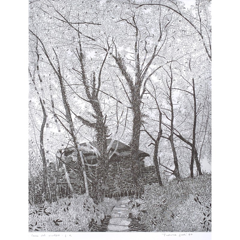 """Casa del Sindaco (Santa Giulia Ligure)"" by Federica Galli"