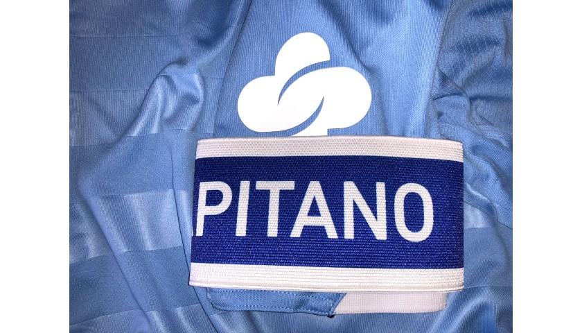Lulic's Match Shirt, Lazio-Juventus 2019 - Special Paideia + Armband