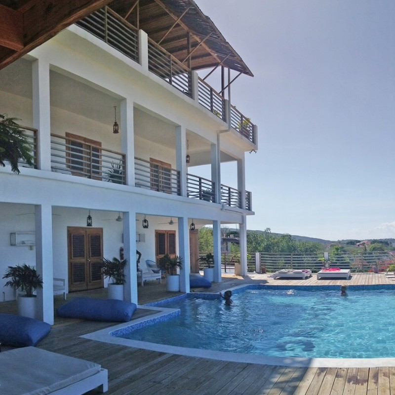 A Week in a 2-Bed Penthouse at Treasure Beach, Jamaica