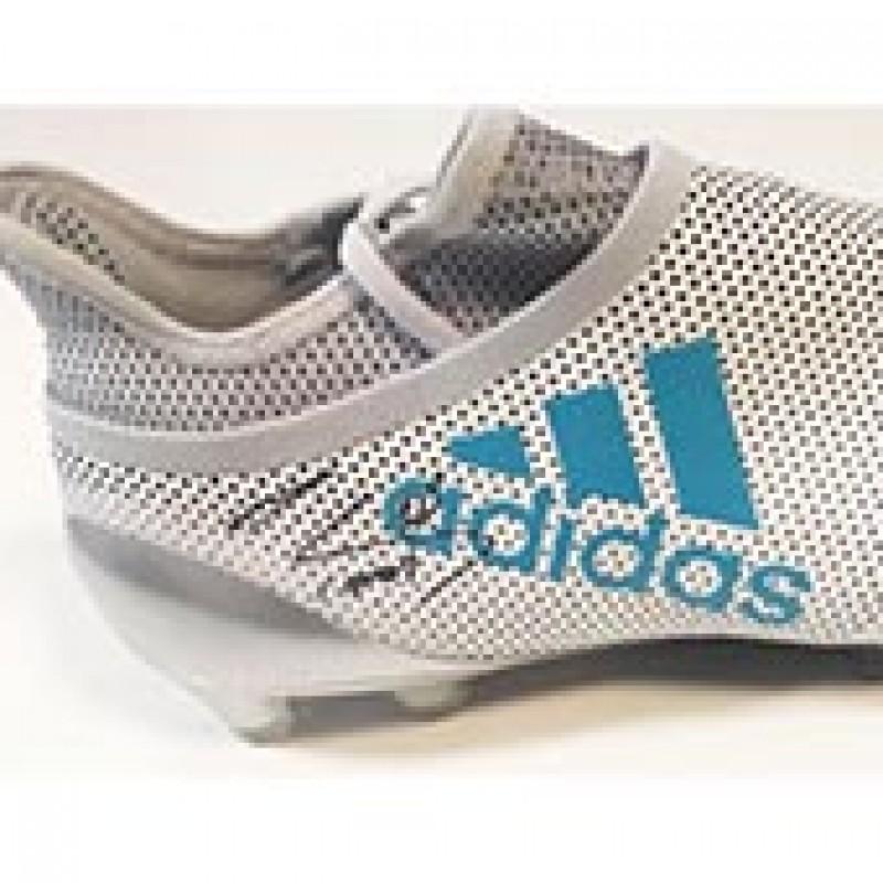 Mohamed Salah Adidas Signed Football Boot