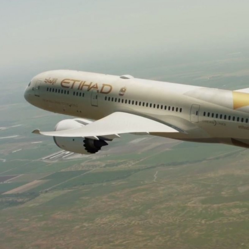 Two Return Business Class Flights to Abu Dhabi with Etihad (from/to Manchester or London)