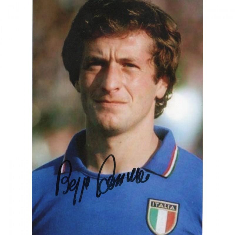 Photograph Signed by Giuseppe Dossena
