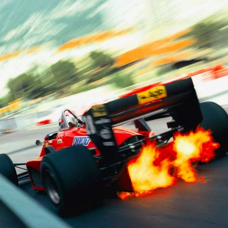 Formula 1 Opus Super VIP Package