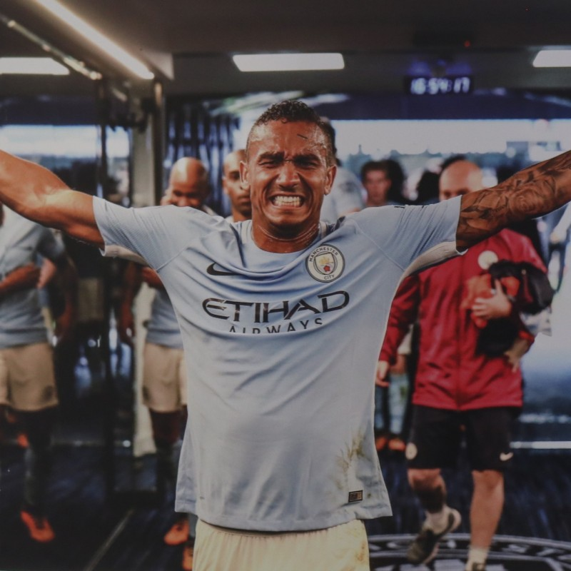 Manchester City Danilo Unique Picture