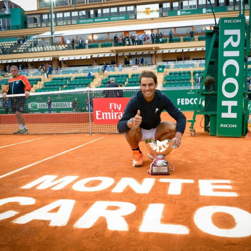 2 Players' Box Tickets to the ATP Monte-Carlo Rolex Masters on April 19
