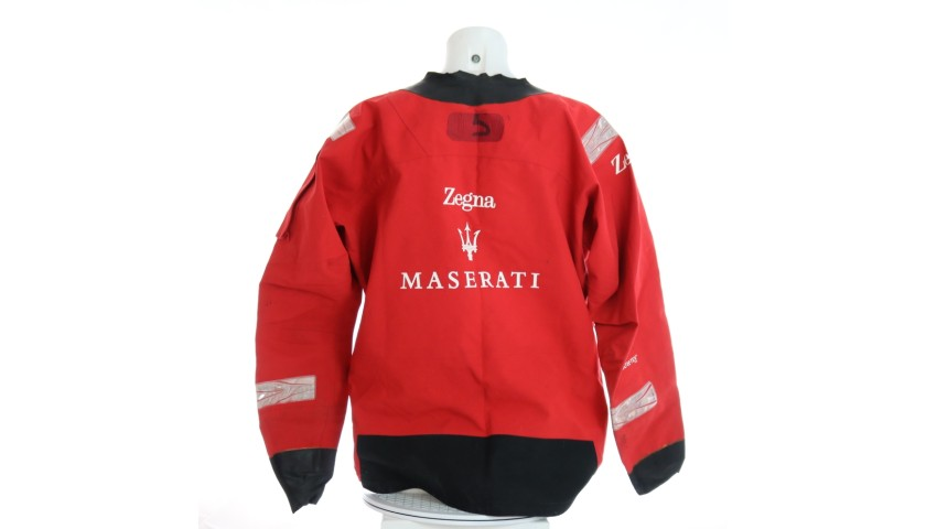 Jacket Worn by Giovanni Soldini for the World Speed Record