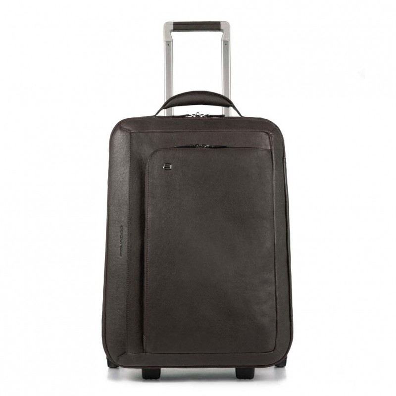 Piquadro Cabin Trolley with Laptop Compartment