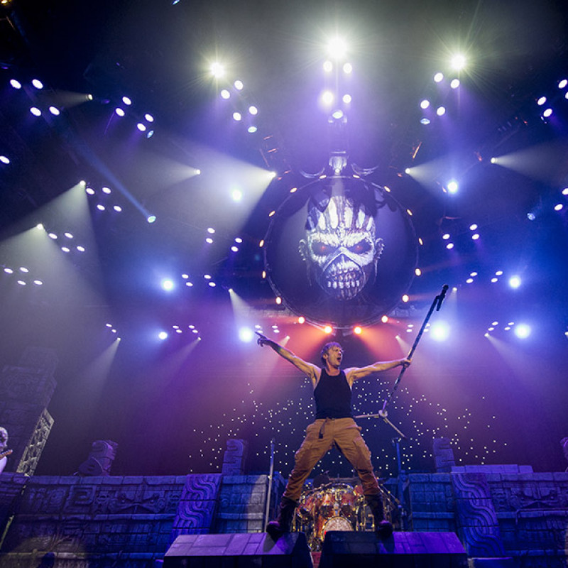See Iron Maiden Live with Rod Smallwood in Nashville
