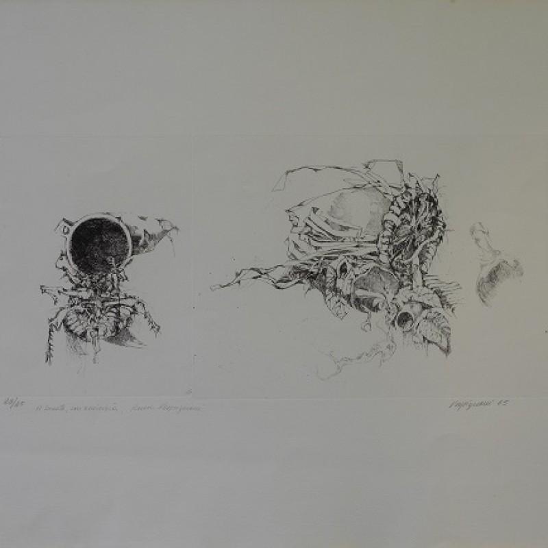 """Untitled"" by Vespignani Renzo"