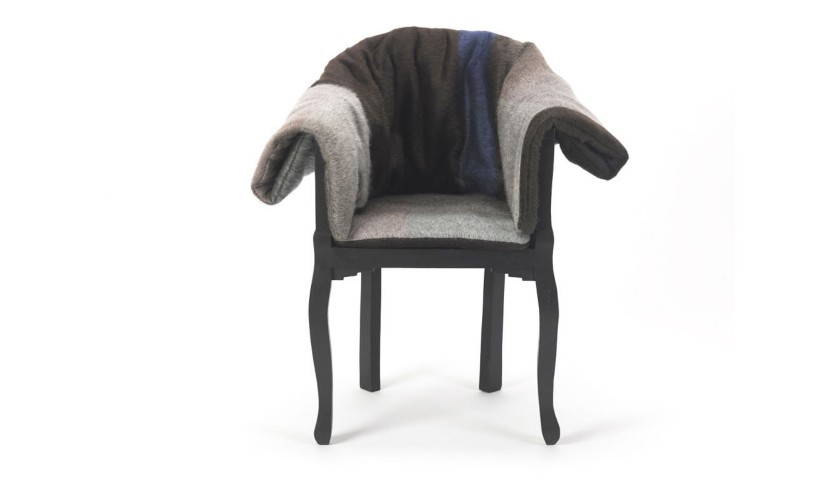 Mirab Armchair from Please Sit! Capsule Collection
