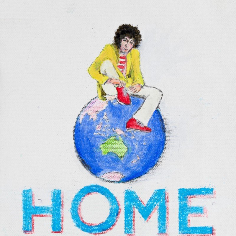 """Going Home"" by Leo Sayer, inspired by the song of the same name."