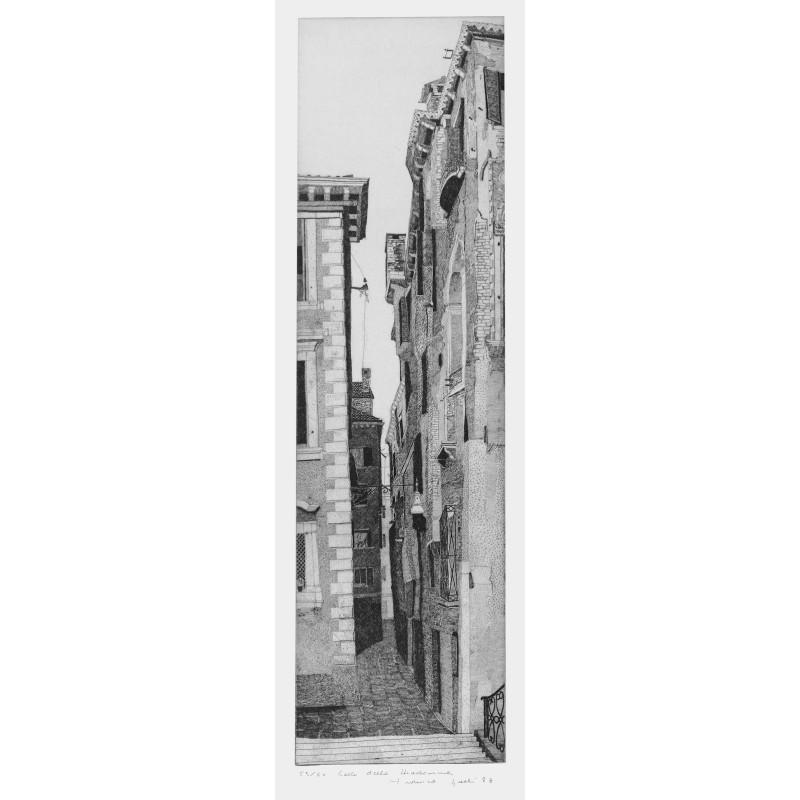 """""""Calle della Madonna"""" by Federica Galli"""