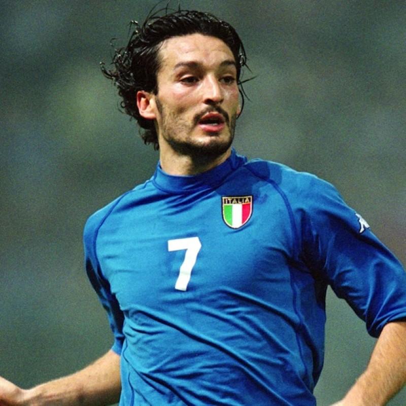 Zambrotta's Italy Match Shirt, 2002