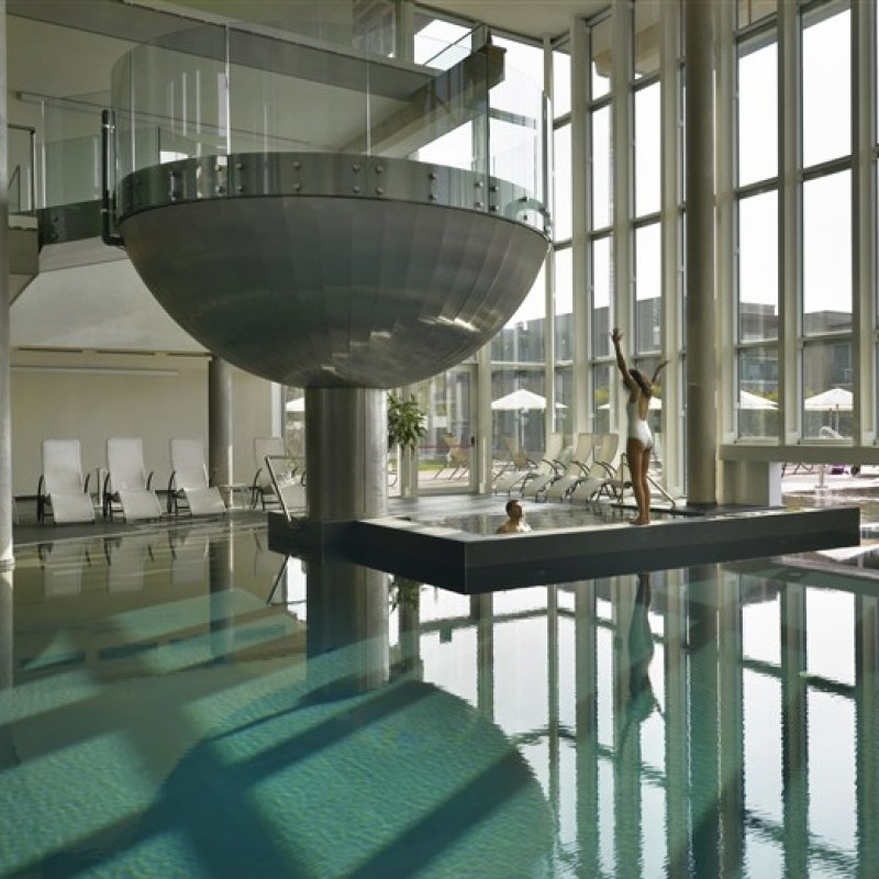 1 night for 2 at Aqualux Spa Suite&Terme in Bardolino on the Garda Lake