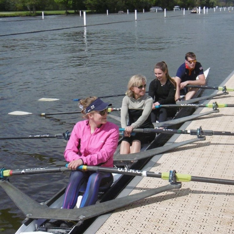 Exclusive Group Rowing GB Gold Medallist: 3/6 people