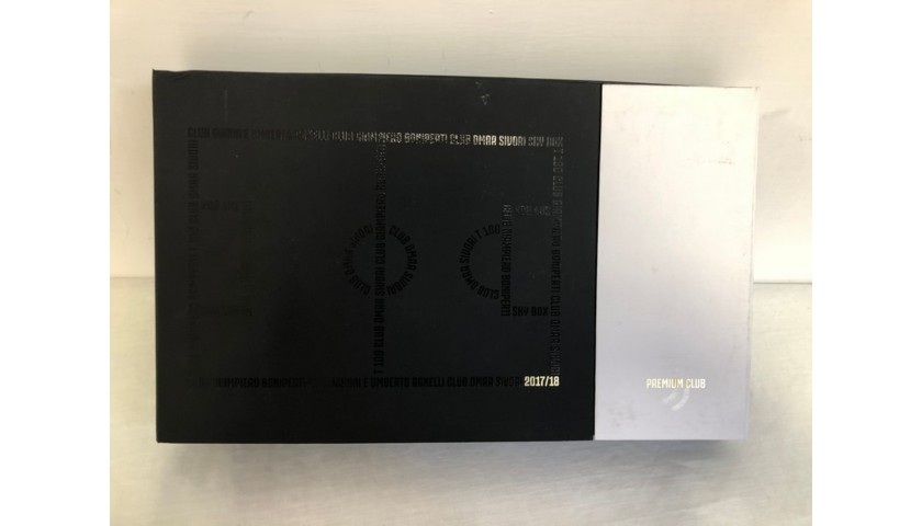 Juventus Gift Box - Authentic Dybala Signed Shirt, 2017/18