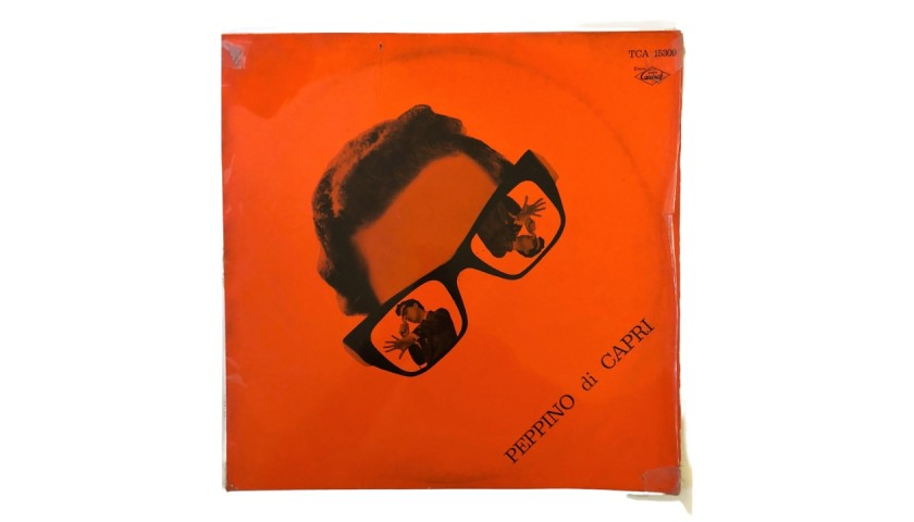 Peppino di Capri e i suoi Rockers LP, 1963