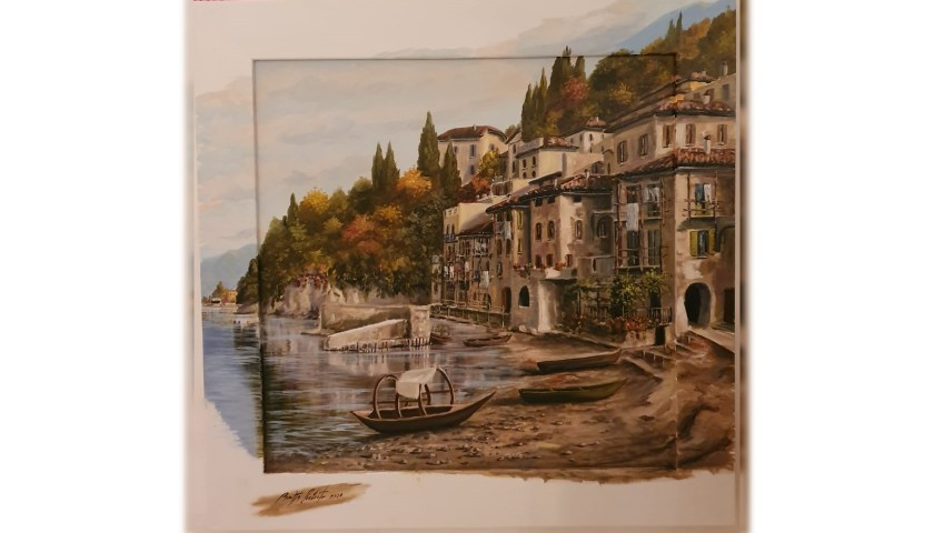 """Varenna Antica"" by Roberto Butta"