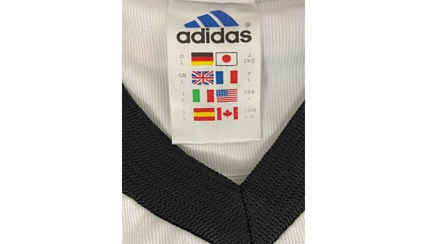 Bobic's Germany Signed Match Shirt, 2003/04