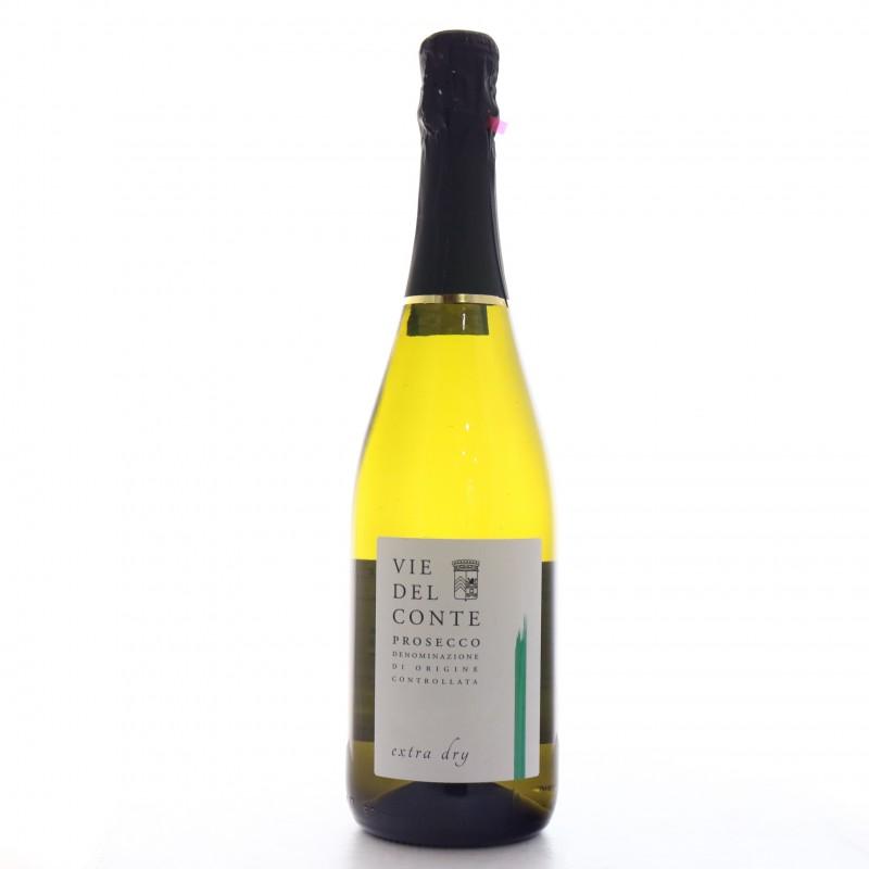 3 Bottiglie Prosecco Vie del Conte