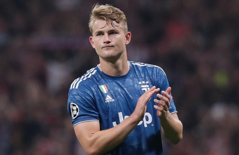 De Ligt Third Match Shirt, UCL 2019/20