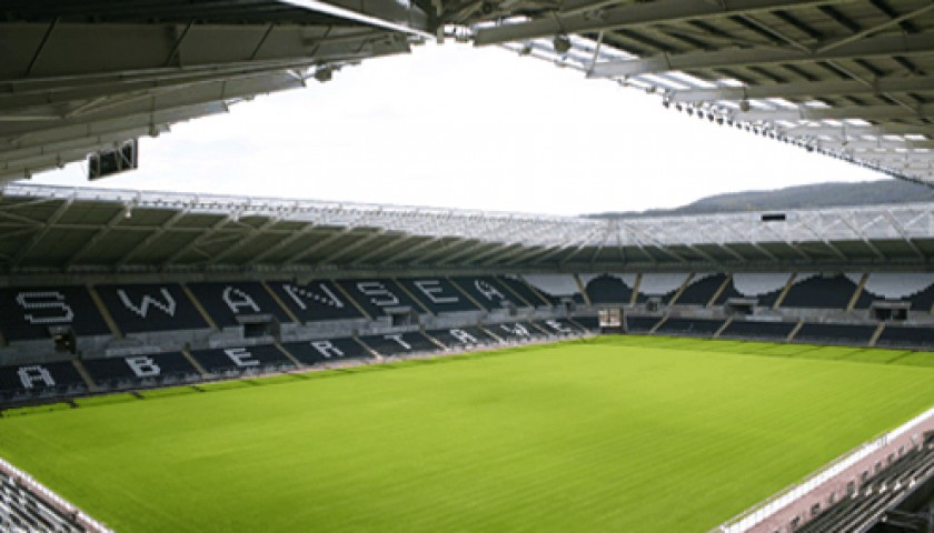 Exclusive Swansea City FC VIP Matchday Experience with Meet and Greet