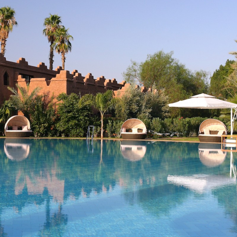 2 Night Stay at the Es Saadi, Marrakech Resort for Two People