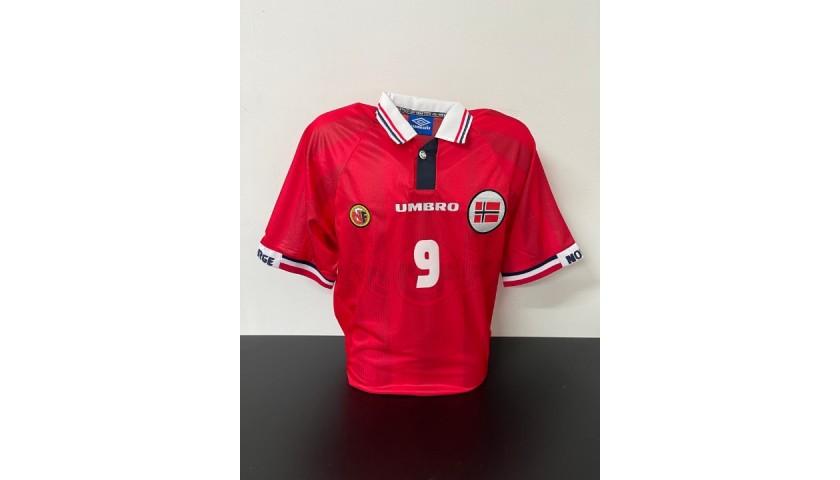 Flo's Norway Match Shirt, 1997